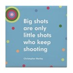 Big Shots Tile Coaster