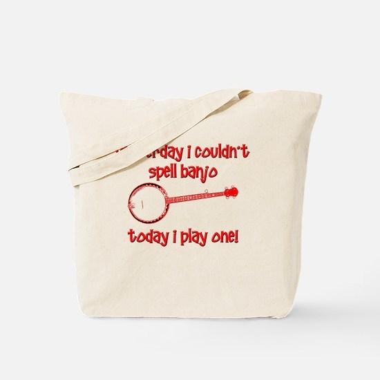 Funny Banjo Tote Bag