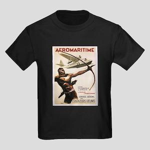 Vintage poster - Aeromaritime T-Shirt