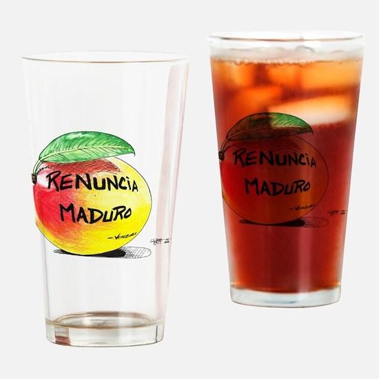 Cool Nicolas Drinking Glass