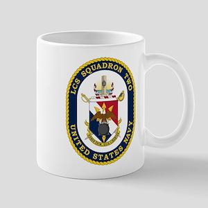LCS Squadron 2 Crest Mug