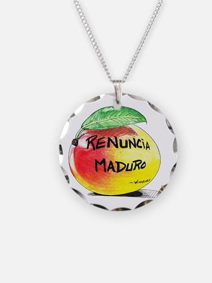Mango Maduro Necklace