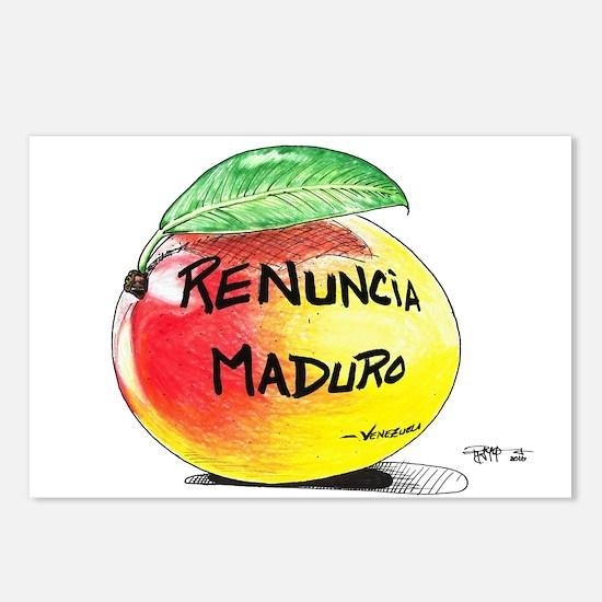 Mango Maduro Postcards (Package of 8)