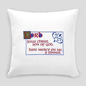 The Jesus Prayer Everyday Pillow