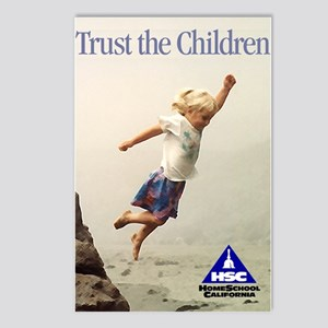 Trust the Children Postcards (Package of 8)