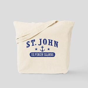 St. John Tote Bag