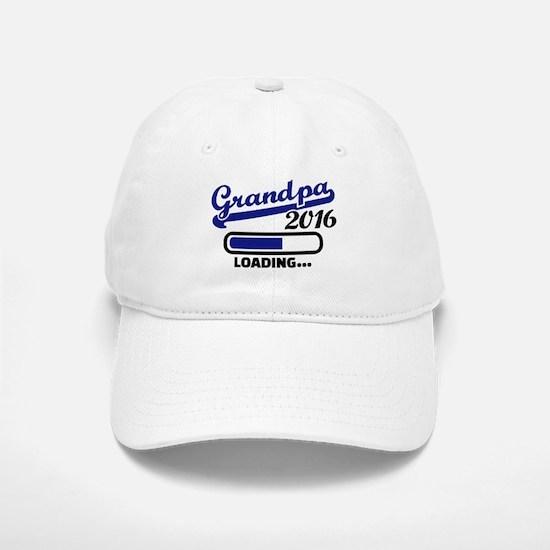Grandpa 2016 Baseball Baseball Cap