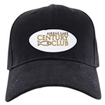 Century Club Black Cap