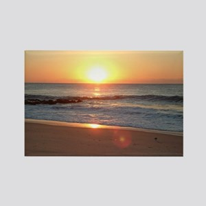 Holgate Sunrise Rectangle Magnet