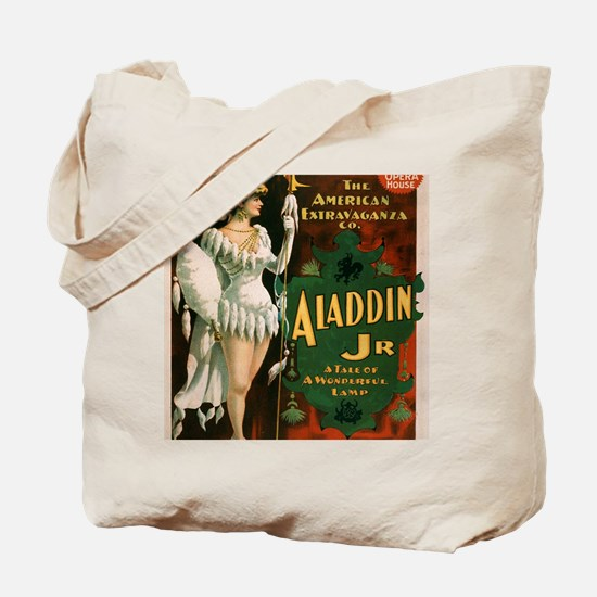 Unique Aladdin Tote Bag