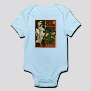 Vintage poster - Aladdin Jr. Body Suit