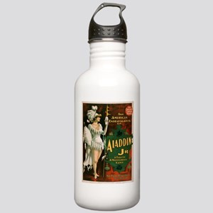 Vintage poster - Aladd Stainless Water Bottle 1.0L
