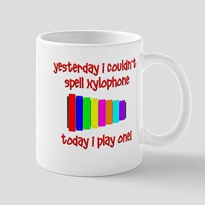 Funny Xylophone Mugs