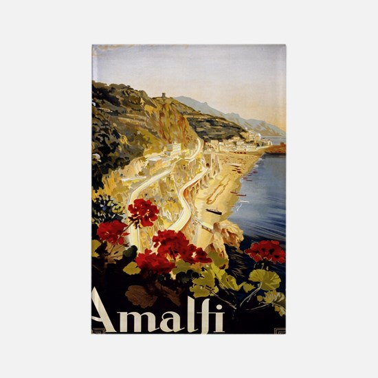 Cute Amalfi Rectangle Magnet