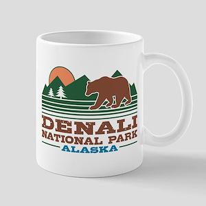 Denali National Park Alaska Mug