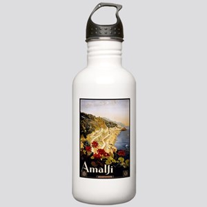 Vintage poster - Amalf Stainless Water Bottle 1.0L