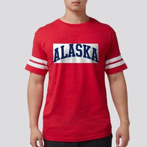 Blue Classic Alaska Ash Grey T-Shirt
