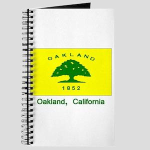 Oakland CA Flag Journal