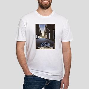 Vintage poster - La Route Bleue T-Shirt