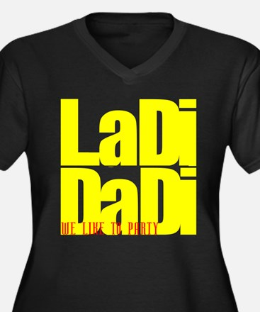 LaDiDaDi Plus Size T-Shirt