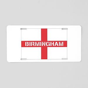 BIR10 Aluminum License Plate
