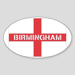 BIR10 Sticker (Oval)