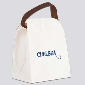 chel3 Canvas Lunch Bag