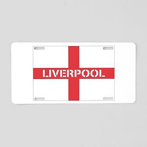 e5 Aluminum License Plate