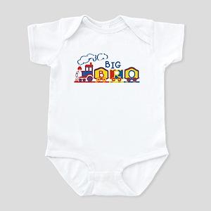Train Big Bro Infant Bodysuit