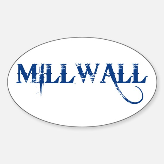 mill3.png Sticker (Oval)