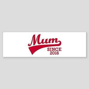 Mum 2016 Sticker (Bumper)