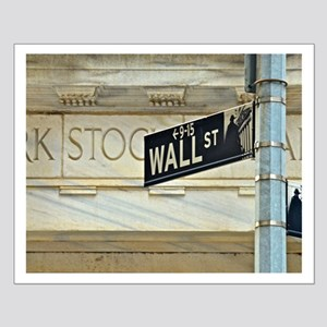 Wall Street! Posters