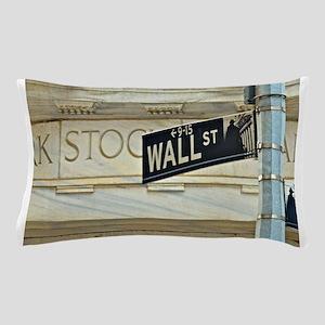 Wall Street! Pillow Case