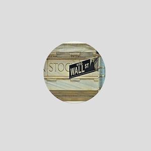 Wall Street! Mini Button