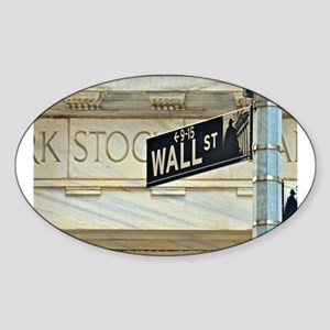 Wall Street! Sticker