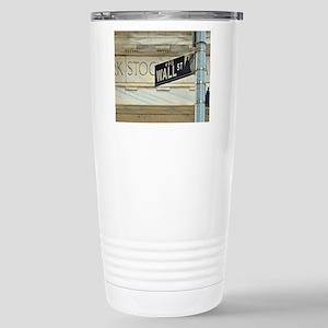 Wall Street! Travel Mug