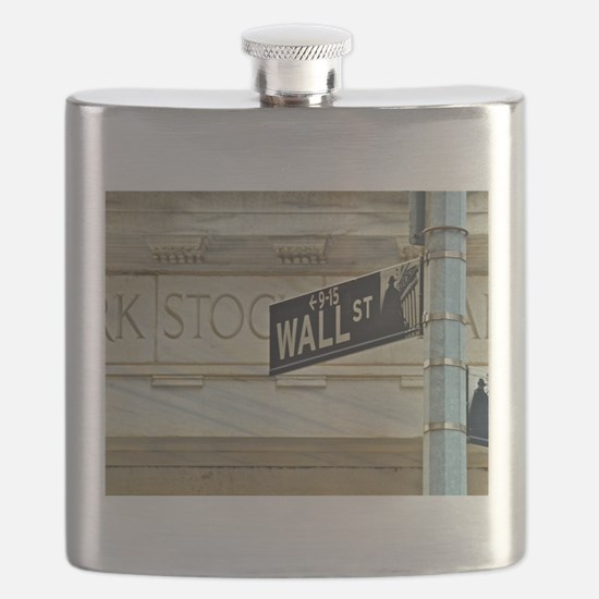 Wall Street! Flask