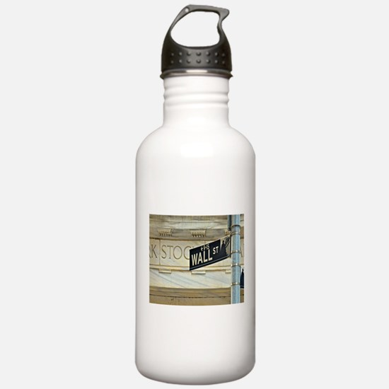Wall Street! Water Bottle