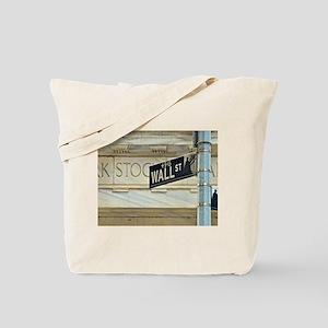 Wall Street! Tote Bag