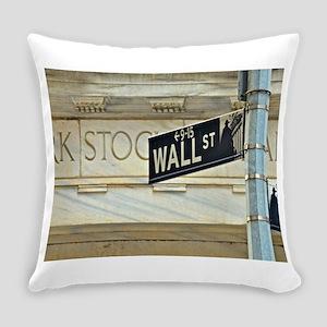 Wall Street! Everyday Pillow