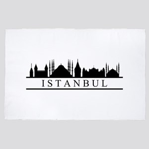 skyline istanbul 4' x 6' Rug