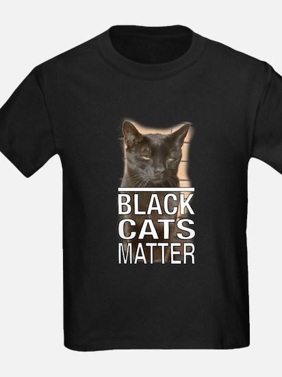 Black Cats Matter T-Shirt
