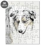 Australian Shepherd Puzzle