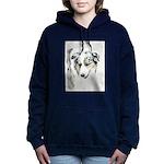 Australian Shepherd Women's Hooded Sweatshirt
