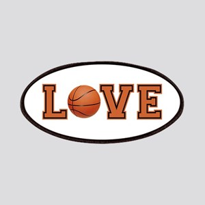 Love Basketball Patch