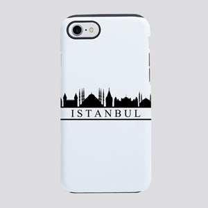 skyline istanbul iPhone 8/7 Tough Case