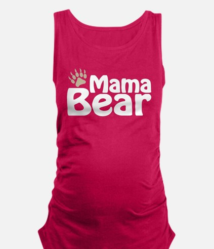 Unique Mommy to be Maternity Tank Top