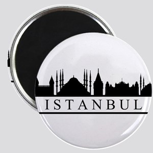 skyline istanbul Magnets