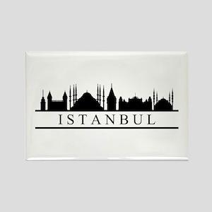 skyline istanbul Magnets