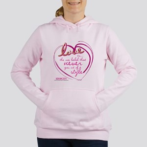 SATC Love Is The Thing Women's Hooded Sweatshirt